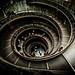 Escalera Vaticana by bizen99