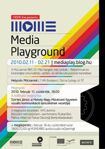 MOME Media Playground
