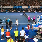 Australian Open 2010 - Hit for Haiti
