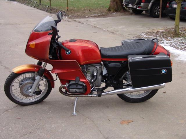 BMW rs 1000 1978