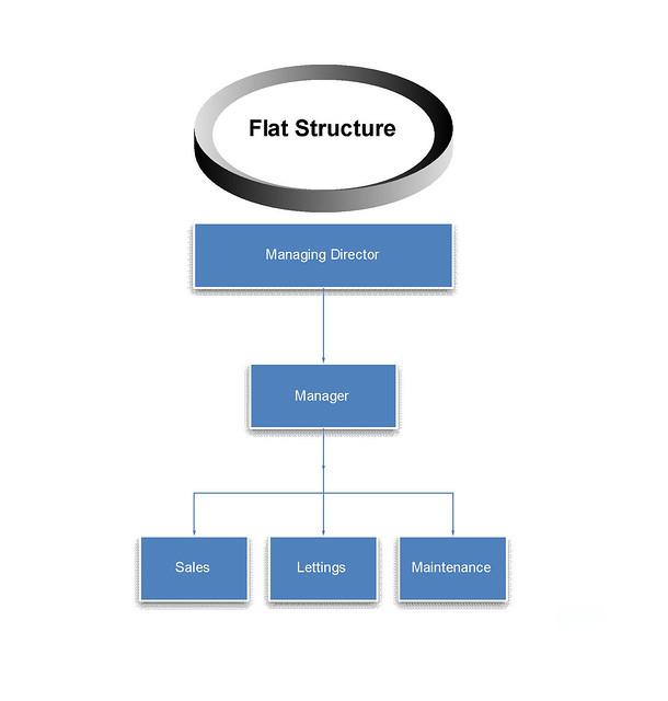 flat organization The effects of organizational structure on employee trust and job satisfaction  organization and overall levels of both trust and job satisfaction iii.
