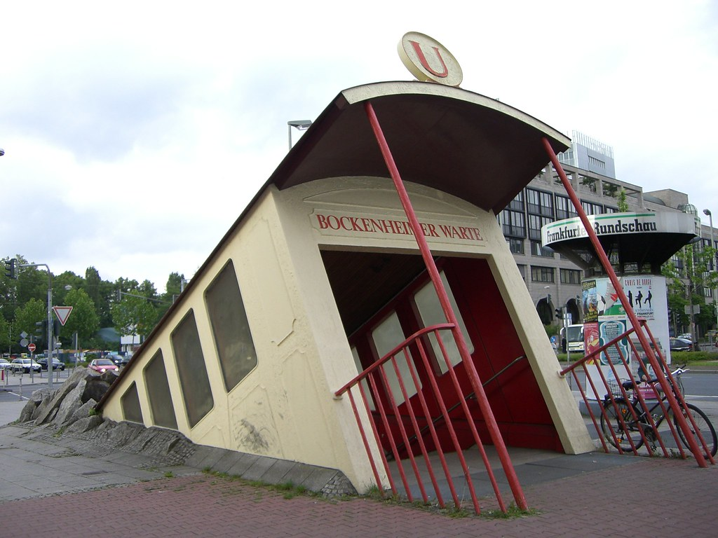 httptwistedsiftercom201303bockenheimer-warte-subway-entrance-frankfurt-germany