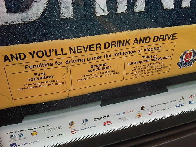 Drink Driving Penalties Vic Second Offence