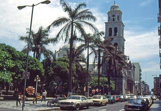 Veracruz88 El zócalo