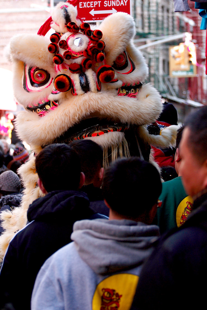 Chinese New Year in NY