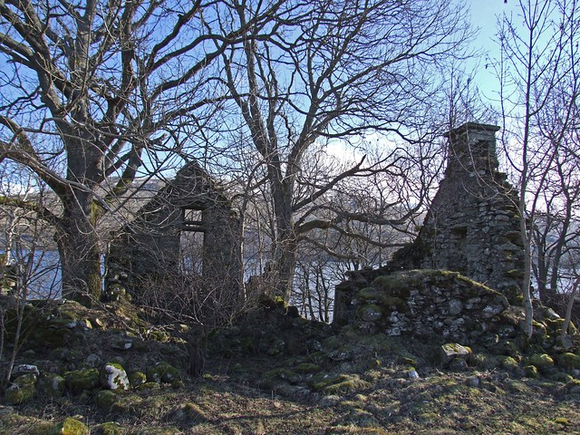 Village of Lawers