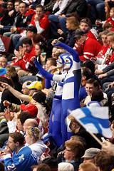 Sweden vs. Finland
