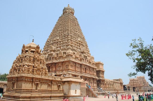 Peruvudaiyar Kovil Brihadeeswarar Temple Thanjavur