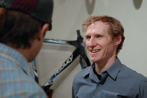Open House at Portland Bicycle Studio-11