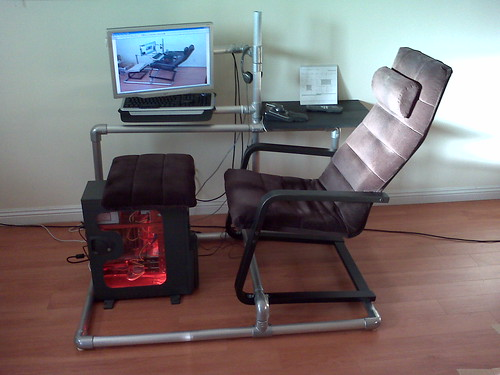 Furniture DIY – How To Make Your Own DIY Gaming Chair