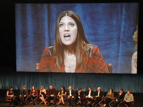 Jennifer Carpenter PaleyFest 2010 - Dexter - actor Jennifer Carpenter (Debra Morgan) dress up games up games for girls