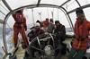 Filming Drake Passage crossing2