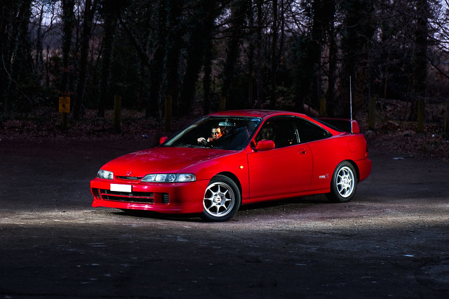 Red Jdm Dc2 Integra Type R Flickr Photo Sharing