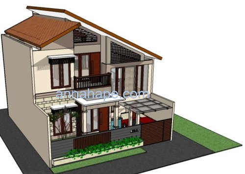 Image Result For Model Rumah Contoh