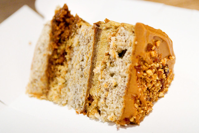 Momofuku Banana Cake Recipe