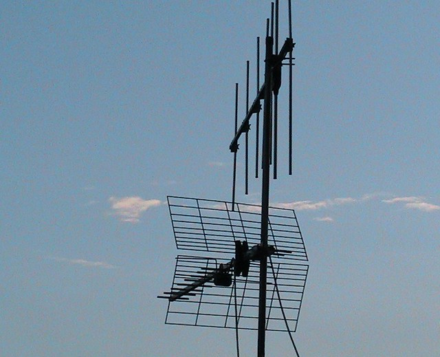 terrestrial TV