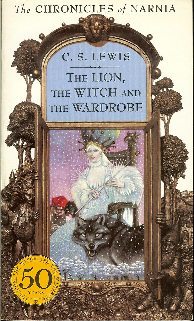 Narnia Book Cover Art : C s lewis the chronicles of narnia lion witch