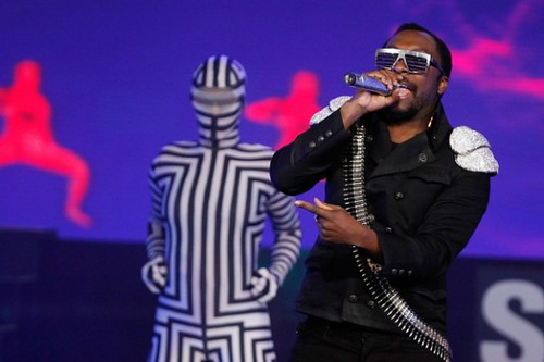 will. i. am - Black Eyed Peas MYKITA