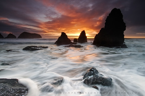 In The Moment #3 - Rodeo Beach, California