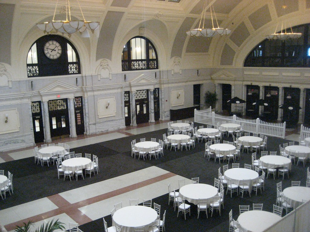 Union Station Worcester MA Event Venue
