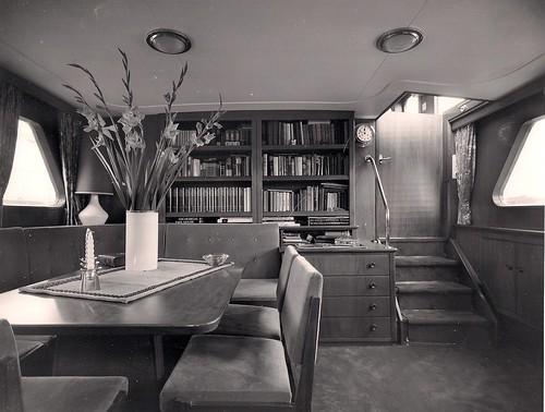 Scheepswerf de vlijt meermin ii 1962 scheepswerf de vlijt - Stoffering salon verblijf ...