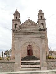Nuestra Señora de Lourdes, Tlaxco