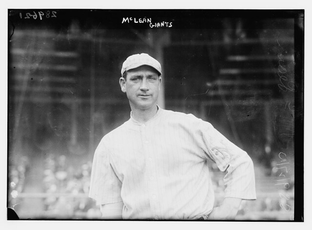 [Larry McLean, New York NL (baseball)] (LOC)