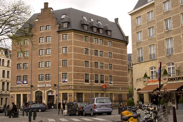 hotel ibis, Brussels