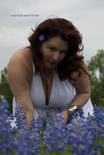 Come Play in the Bluebonnets with Me