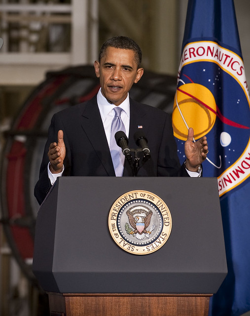 president who created nasa - photo #46