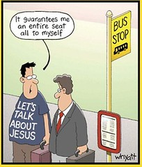 Free Bus Seat by Breeze Redactie