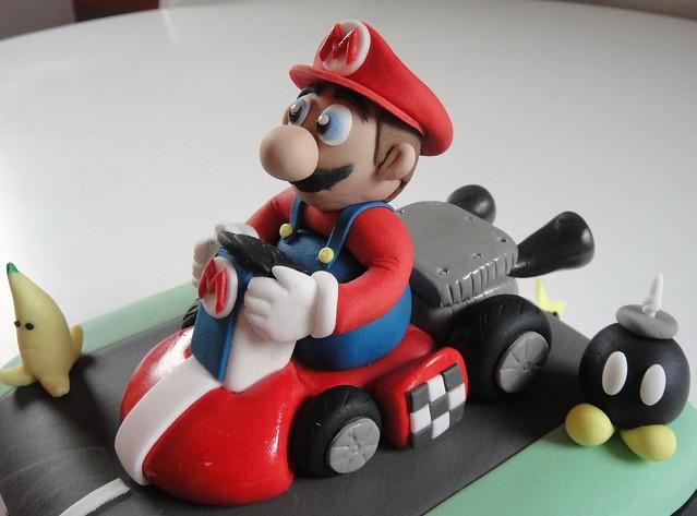 Mario Cake Ideas Easy