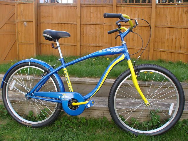 Corona Extra Beach Cruiser Bike  For Sale  Wwwgumtreecom  Flickr  Phot