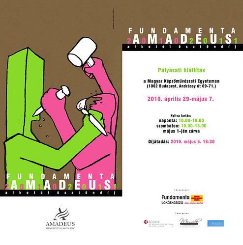 Amadeus Hallgatói Ösztöndíjak 2010