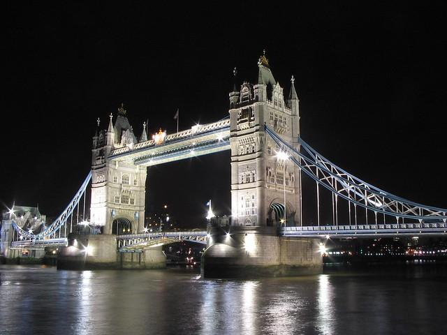 英国伦敦桥塔5