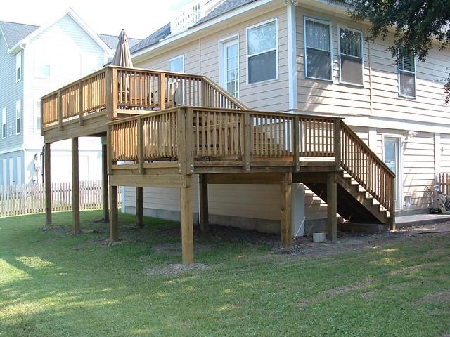 Double decks in North Charleston, SC