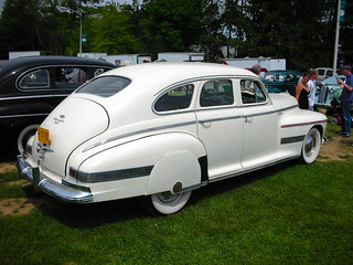 1941 Oldsmobile Eight
