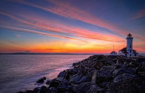 Flickrversary-Pt Wilson Sunrise HDR