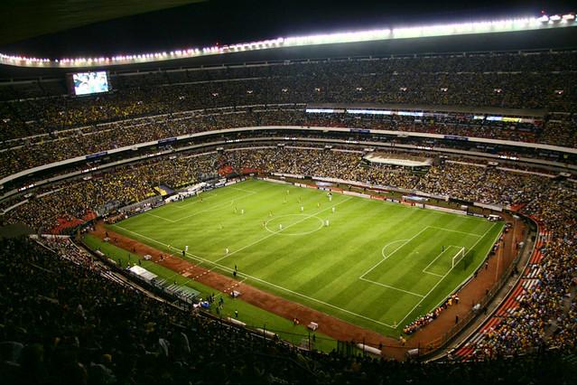 Estadio Azteca Capacidad Estadio Azteca Mexico