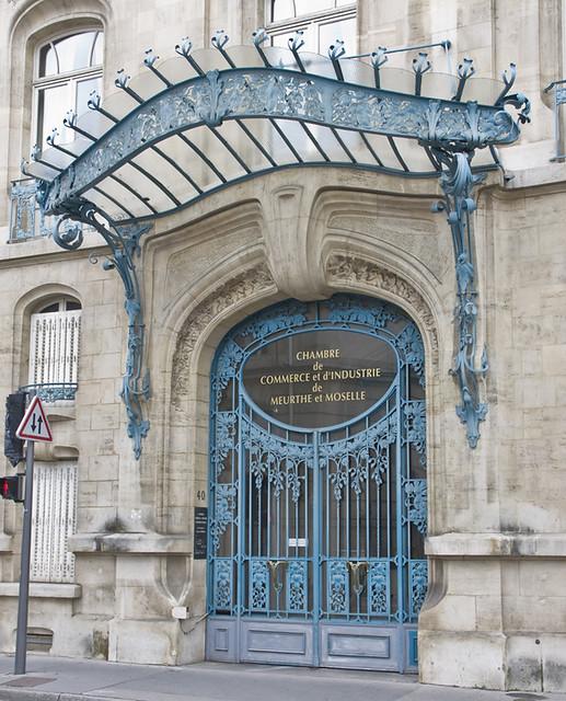 Rue henri poincar 40 chambre de commerce et d 39 industrie for Chambre de commerce et d industrie de paris