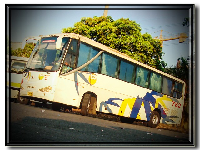 REGINA SHIPPING LINES Bus Transport, Corp. - King Long XMQ6127 Euro Star - 782