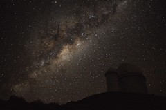 ESO-3.60m and MilkyWay