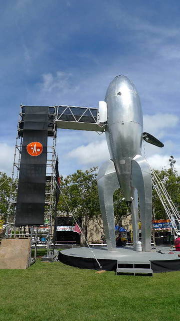 The Raygun Rocket