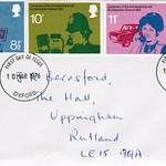 10-Mar-1976 UK First Day Cover