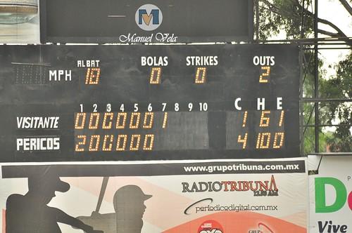 DSC_0200 Pericos de Puebla vs Petroleros de Minatitlán (2do Juego de la Serie) por LAE Manuel Vela