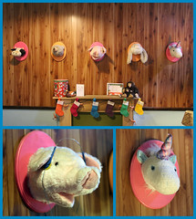 Day 153: Plushtastic! Stuffed Animal Mounted Trophies!