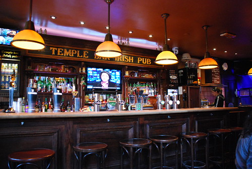Temple Bar  /  Irish Pub  /  Amstedam