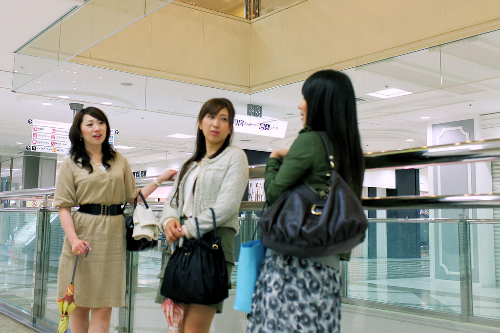 Japanese Office Women
