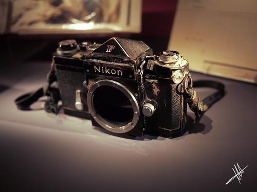 Don McCullin - Nikon F