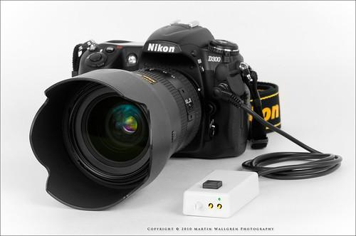 DIY Nikon 10-pin Rapid Interval Timer and the D300